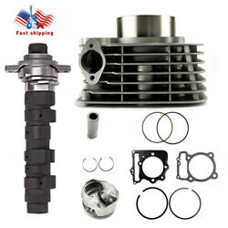 Hot Cams Stage 2 Camshaft And Cam Cylinder Piston For Honda Trx400ex 1999-2008 07