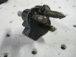 Evinrude Johnson Omc Dual Line Fuel Connector That Mounts To Motor.