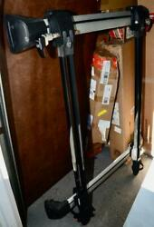 Yakima Two Dual Bike Bicycle Roof Rack Carrier Car Truck Suv Fork Mount
