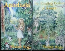 Anastasia And The Ringing Cedars Of Russia By Vladmir Megre Paperback Books