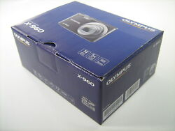 Olympus Camera New 14 Mega Pixel 5x Zoom 26mm Wide Lens Photo For Picture Poster