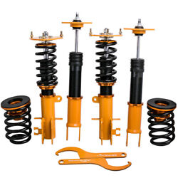 4pcs Damper Coilovers Assembly Kits For Nissan Altima Maxima Adjustable Height
