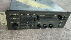 Ford Lincoln Mercury Am Fm Radio Cassette Bronco Town Car F150 Mustang 87 96 Oem