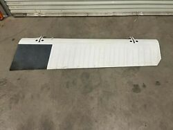 1960 Piper Pa24-250 Complete Grey Interior Seats 4 W/belts Panels Andtrim Hardware