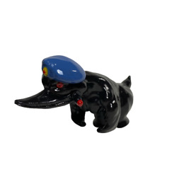 Military Bad Painted Duck Soldier From Death Proof Hood Ornament Car Mascot