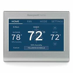 Smart Color Thermostat 7 Day Programmable Touch Screen Energy Star Alexa Ready