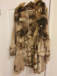 Was Andpound5000 Now Andpound1950 Real Fur Coat From Italy. Free World DeliveryandnbspДубленка
