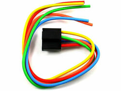 A/c Condenser Fan Control Relay Harness Connector 2scv26 For Town Car Mark Viii
