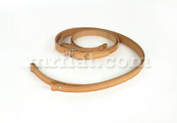 For Porsche 356 C Luggage Holding Leather Strap New