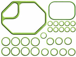 A/c System O-ring And Gasket Kit 3tzm43 For Es300 Sc300 Sc400 Es250 Gs300 Ls400
