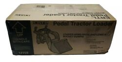 Ertl Pedal Tractor Loader New In The Box Sealed Part Stock No. 12159