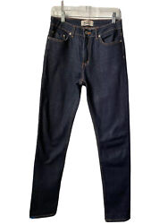 Naked And Famous High Skinny Jeans 11 Ounce Stretch Selvedge Sz 29