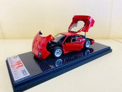 Mr Collection 1/43 Scale Ferrari F40 Fully Open Model Limited Mini Car Toy