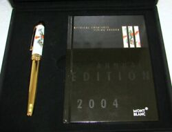 Annual Edition Fountain Pen 2004/iii Mythical Creatures Flying Dragon