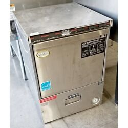 Cma 180uc Undercounter Dishwasher Built-in Booster Heater Stainless Steel
