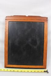 Antique 10x12 Wood Glass Plate Film Holder For Field View/studio Camera Back