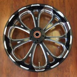 Misc Virtue Contrast Cut Platinum 18x3.5 Front And Rear Wheel Package Pm-vir-18se