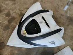 Sea Doo Rxp White Front Upper Storage Compartment Cover Lid Hatch Latch 2007