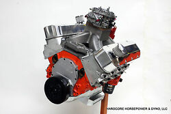 572ci Big Block Chevy Pro-street Engine 800hp+ Carband039d Built-to-order Dyno Tuned