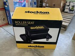 Stockton Roller Seat With Tool Box Brand New / Open Box