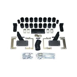 For 3 Inch Body Lift Kit 11-14 Ford F150 Ecoboost Only W/hitch Bumper 2wd/4wd Ga