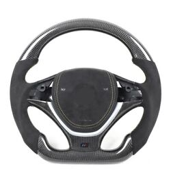 Bmw E70 X5 E71 X6 Custom Carbon Fiber Steering Wheel Customize By Your Own
