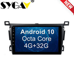 Android 10 Car Stereo For Toyota Rav4 Radio Gps Navigation Touch Screen Headunit