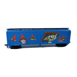 Ho Scale Toy Story 2 Buzz Lightyear Advertising Box Car A