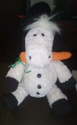 Breyer Horse With A Carrot In It#x27;s Mouth Plush Collectible HTF