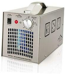 Stainless Steel Commercial Ozone Generator Uv Air Purifier 12000 Mg/hr