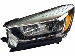 Left - Driver Side Headlight Assembly 8fjh66 For Ford Escape 2018 2017 2019
