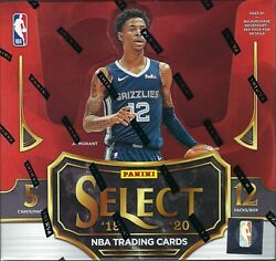 Select Tmall Box Gold Rookie Autos🔥zion Williamson Lebron James Steph Curry