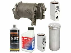 Front And Rear A/c Compressor Kit 2qny48 For Quest 2004 2005 2006 2007 2008 2009