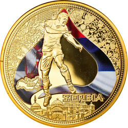 [8217] France Medal Coupe Du Monde De Football Serbia Sports And Leisure