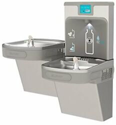 Elkay 2493076 Ezh2o Next Generation Dual-level Drinking Fountain With Bottle Fil