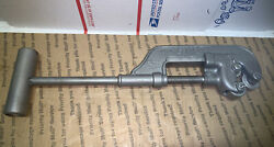 Vintage Trimo 2 1/4 To 2 Tubing Pipe Cutter - Antique Plumber Tool