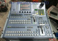 Sony Mks2015andnbsp 1.5me Vision Mixer Panel Used With Mfs2000 Previosuly