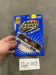 2000 Car And Driver Road Champs Bugs Halloween Bus - Diecast