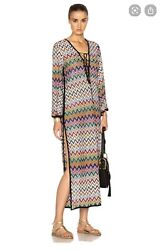 Missoni Mare Kaftan / Cover Up Dress As New No Tags Size 44