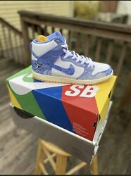 Nike Sb Dunk High Carpet Company Friends And Family Special Box Size 9