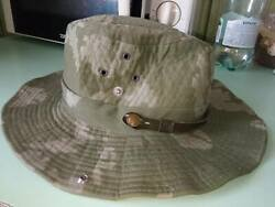 Rare 1977 Soviet Russian Soldier Afghanistan Military Army Panama Cap Hat