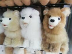 Lot Of 20 Alpaca Wolfs Toy Handmade Fur Stuffed 10 Free Shipping/we Have Store