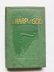 The Harp Of God Hardcover J.f. Rutherford