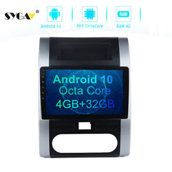 Android Car Radio For Nissan Xtrail Stereo Gps Bluetooth Head Unit Octa Core