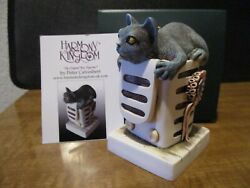 Harmony Kingdom Top Cat 2019 Hk/uk Club Mbr Exc Sold Out Sgn