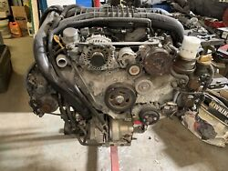 Subaru Wrx 2015-2017 Oem Engine 2.0t 4 Cylinders Awd For Parts Core 59k Broken