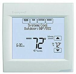 Honeywell Th8321wf1001 Touchscreen Thermostat Wifi Vision Pro 8000 3 Heat/2 Cool