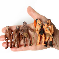 Learning Toys Simulation Primitive Human Model Collection Kids Office Decor