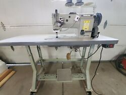 Highlead Gc20618-2 Double Needle Sewing Machine