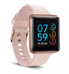 Itouch Air Smart Watch Se Bluetooth Pink 41mm Rose Gold Brand New Sealed